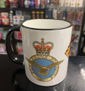 RAF Armourer Coffee-Travel Mugs