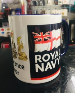 RN Clearance Diver Coffee-Travel Mugs