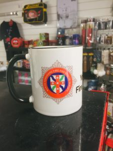 North Yorkshire Fire and Rescue Coffee-Travel Mug