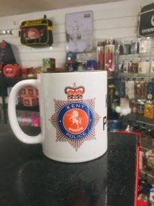 Kent Police Coffee-Travel Mug