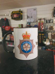 North Yorkshire Police Coffee-Travel Mug