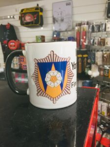 West Yorkshire Fire and Rescue Coffee-Travel Mug