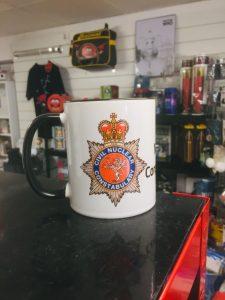 Civil Nuclear Police Coffee-Travel Mug