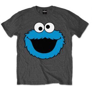Sesame Street Cookie Head