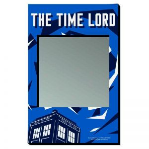 Doctor Who Photo Frame Magnet