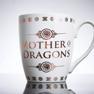 Game Of Thrones Mug Khaleesi Mother Of Dragons Mug