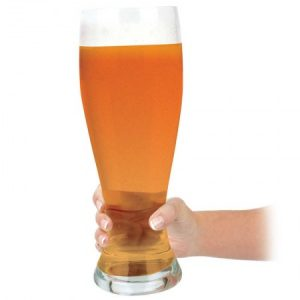 The Party Spirit Giant Beer Glass