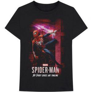 Spider 3 Spidey Senses Tee Shirt