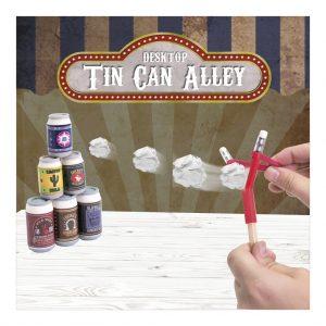 Desktop Tin Can Alley