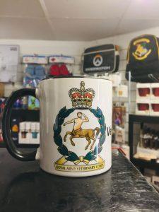 R.A.V.C Coffee/Travel Mug