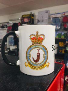 8 Squadron RAF Coffee-Travel Mugs
