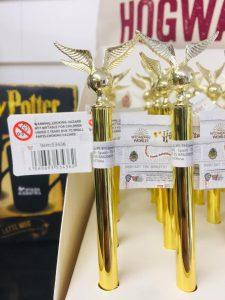 Harry Potter SNITCH pen