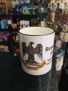 Royal Scots Greys Travel-Coffee Mug