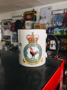 43 Squadron RAF Coffee-Travel Mugs