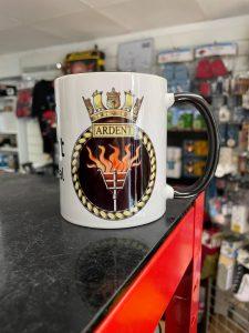 HMS Ardent Coffee-Travel Mugs