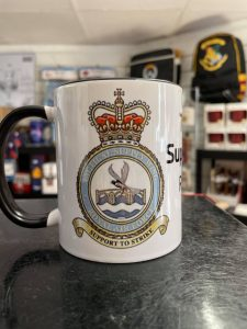 RAF Tactical Supply Wing Coffee-Travel Mugs