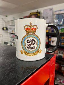 15 Squadron RAF Regiment Coffee-Travel Mugs