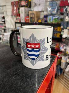 London Fire Brigade Coffee-Travel Mug
