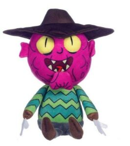 Rick and Morty- Scary Terry Large Plushie