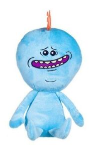 Rick and Morty- Mr Meeseeks Large Plushie