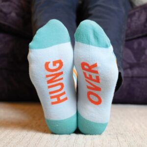 Sole To Sole Socks- Hung Over